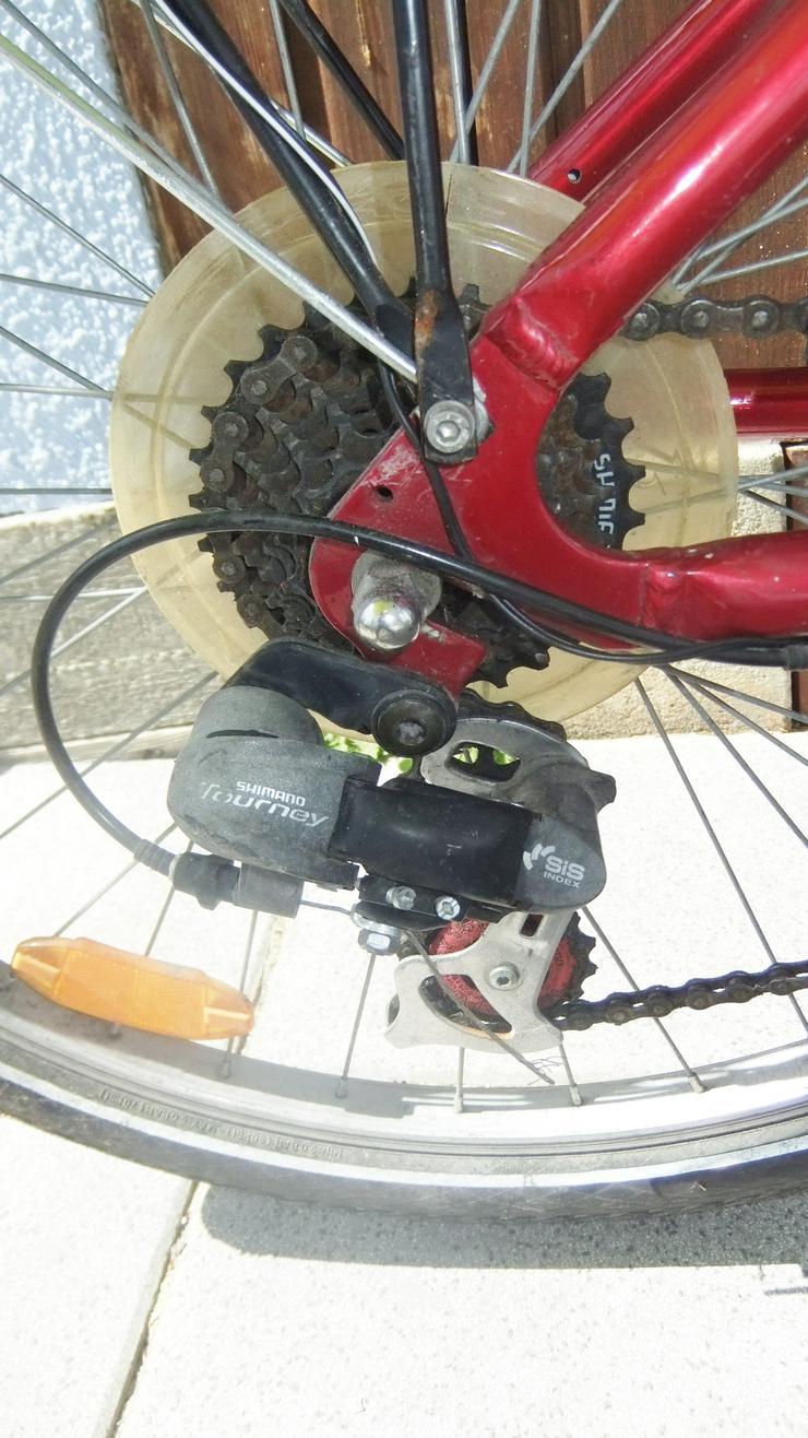 Bild 7: Kinderfahrrad Pegasus 26 Zoll Mountainbike Versand möglich