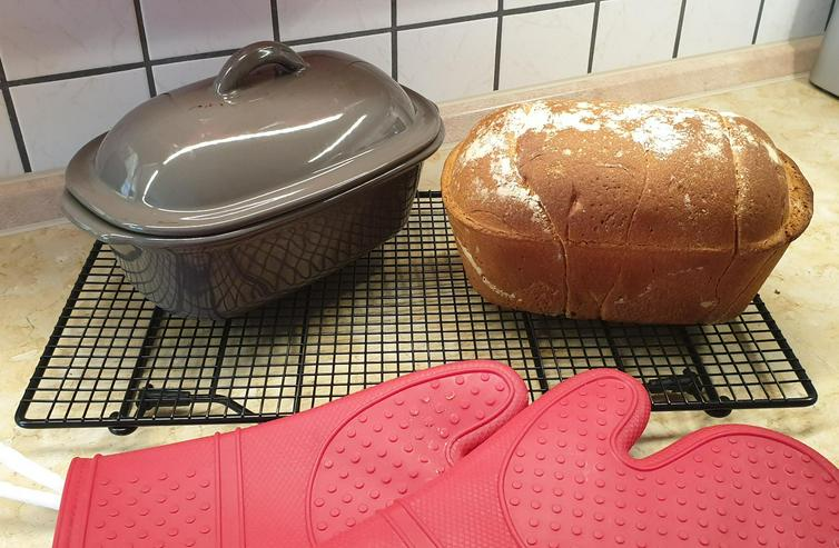 Bild 3: Hast du Lust auf Luxus in deiner Küche ? Dann verwandle doch einfach deinen Ofen in einen Steinbackofen.