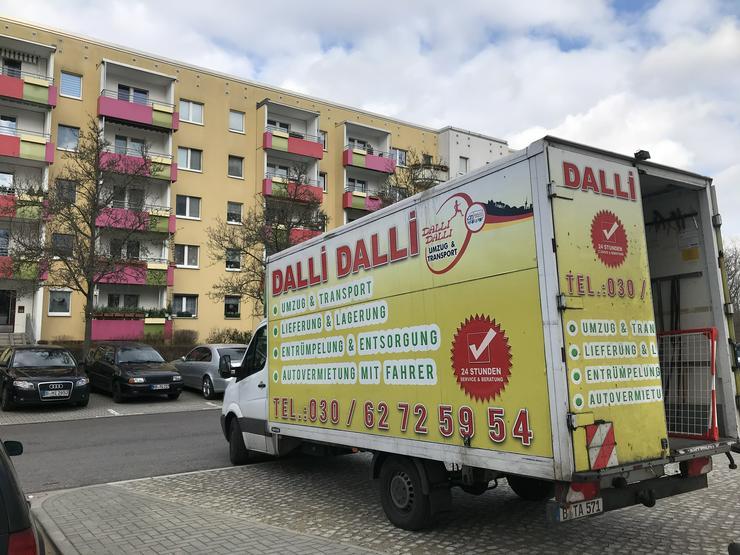 Bild 2: Umzugsunternehmen Dalli Dalli Trans Europa