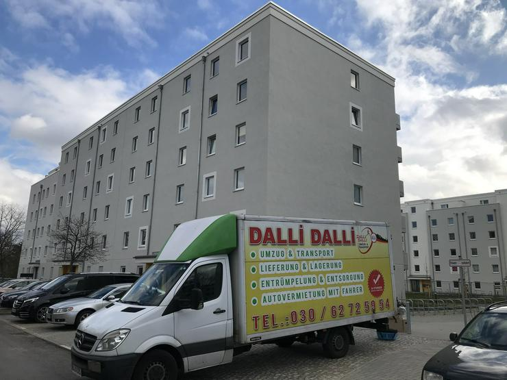 Umzugsunternehmen Dalli Dalli Trans Europa
