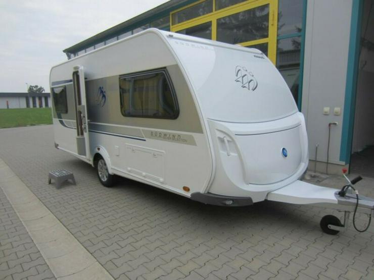 Knaus Südwind 500 FVU Silver Sel Mov Klima