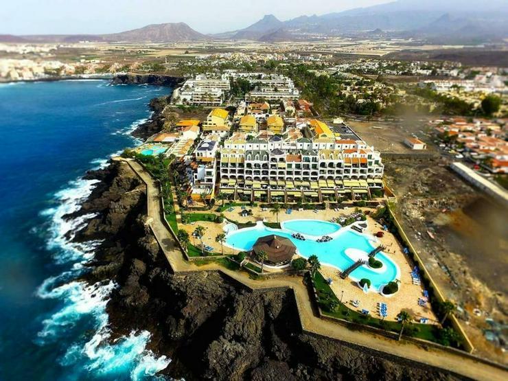 Bild 3: Teneriffa Wohnungen 4 Sterne Komplex Rocas del Mar