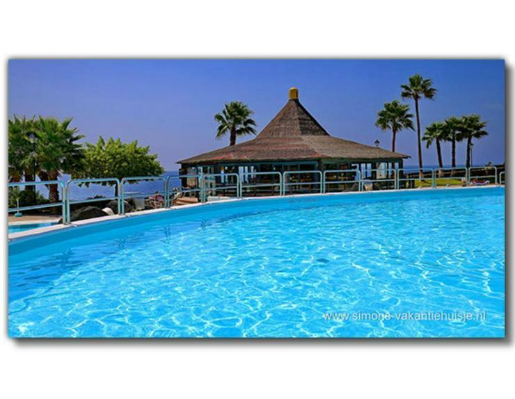Bild 4: Teneriffa Wohnungen 4 Sterne Komplex Rocas del Mar