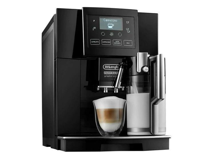 Kaffeevollautomat Delonghi ESAM 5556b - schwarz - top - mit Restgarantie...