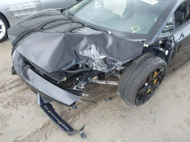 Bild 5: Lambo Gallardo coupe mit Schaden!