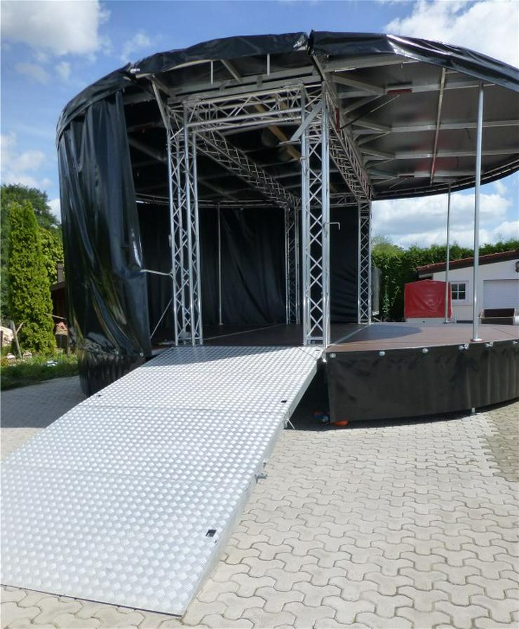 Bild 2: 360-Grad-Bühnenwagen mieten