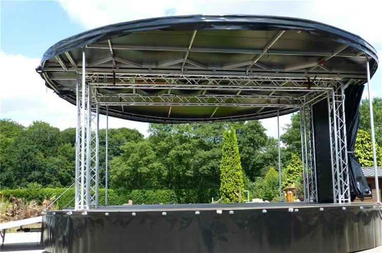 360-Grad-Bühnenwagen mieten