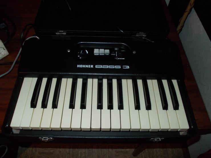 HOHNER Bass 3 - Keyboards & E-Pianos - Bild 1
