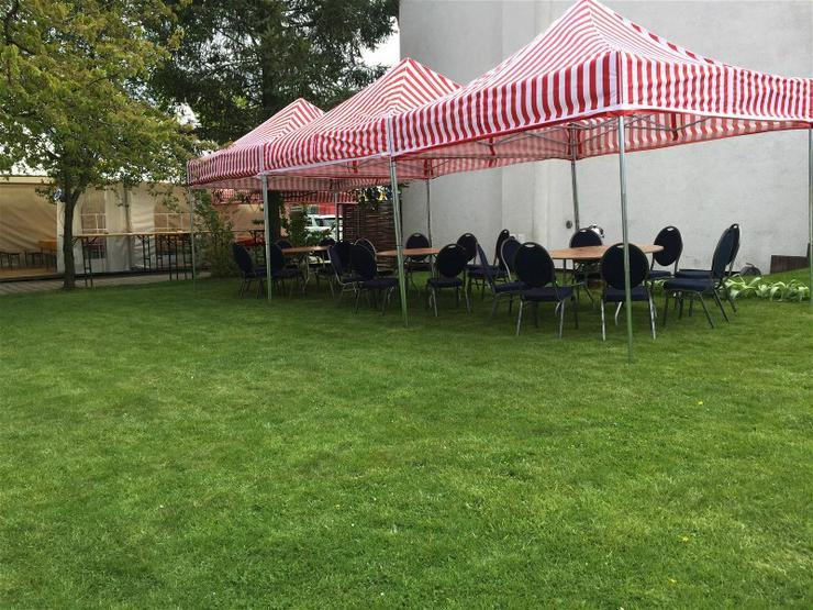 Faltzelte (3 x 3 m) mieten - Party, Events & Messen - Bild 2