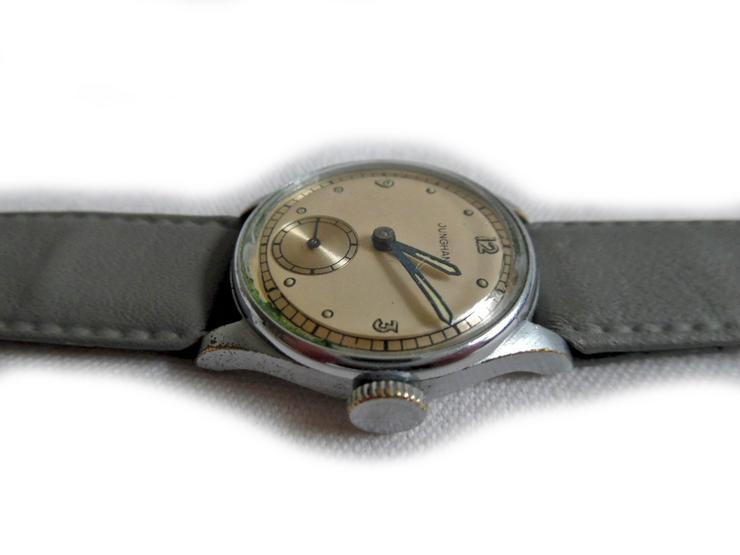 Bild 3: Alte Junghans Armbanduhr