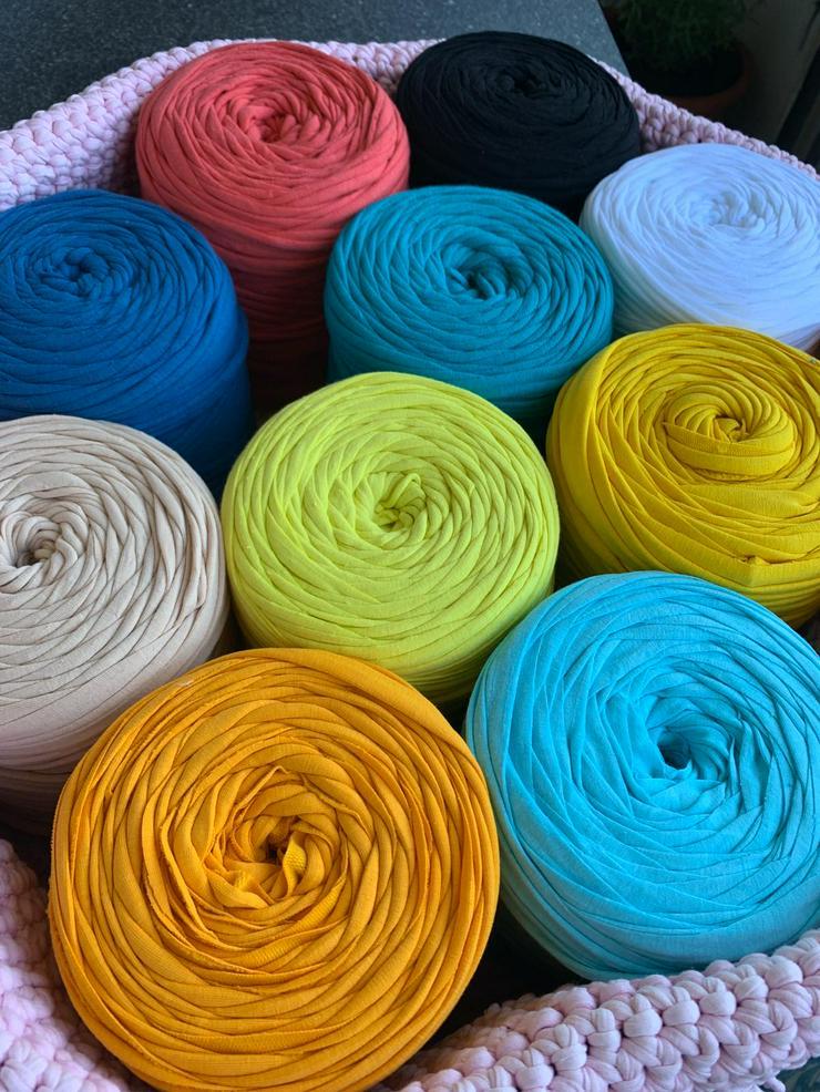 Garn - Yarn verschiedene Farben / Marke: Beadyarn
