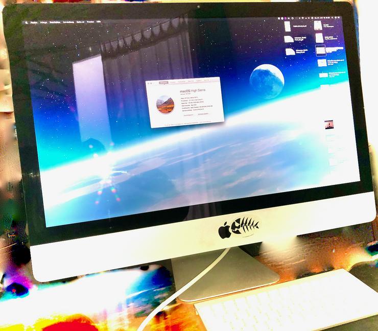 """Bild 3: iMac 27"""", Mitte 2011, 1 TB SSD, 20 GB RAM, 2,7 GHz Intel Core i5"""