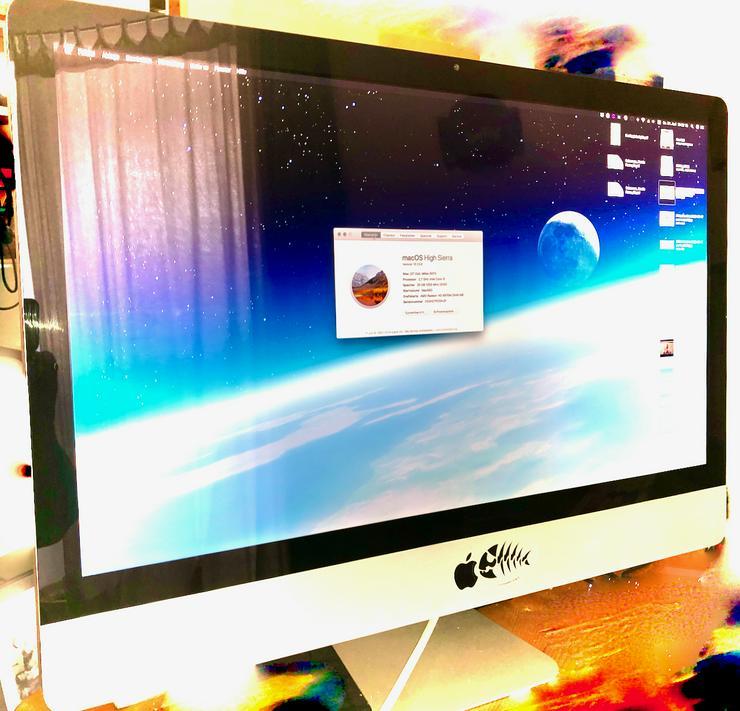 """Bild 2: iMac 27"""", Mitte 2011, 1 TB SSD, 20 GB RAM, 2,7 GHz Intel Core i5"""