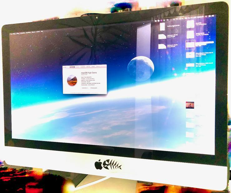 """iMac 27"""", Mitte 2011, 1 TB SSD, 20 GB RAM, 2,7 GHz Intel Core i5 - PCs - Bild 1"""