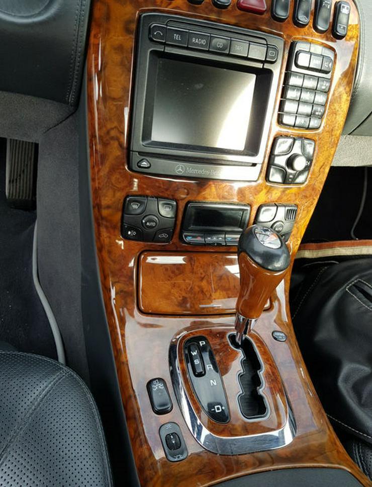 Bild 3: Mercedes-Benz CL 55 AMG