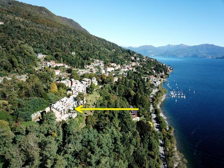 Bild 3: Wunderschöne Ferienwohnung mit traumhaften Blick auf Lago Maggiore, nahe Schweizer Grenze