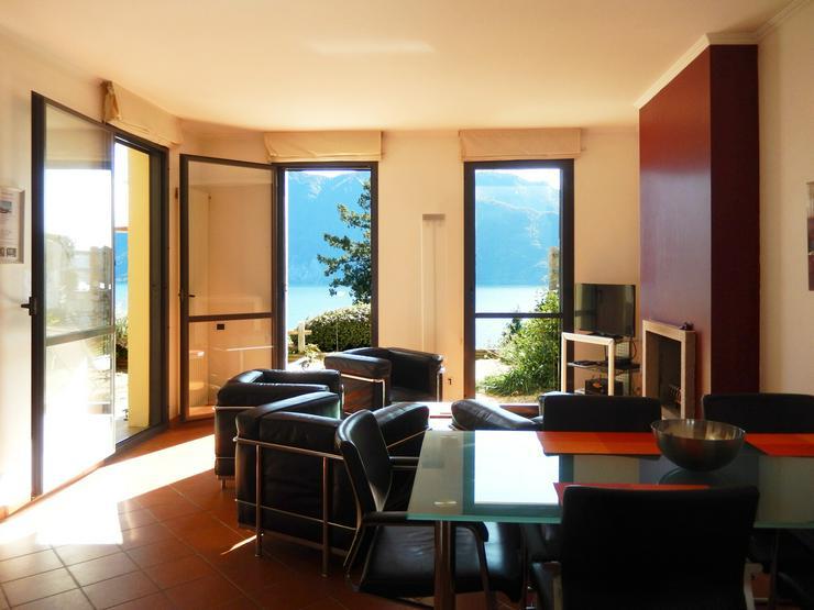 Bild 4: Wunderschöne Ferienwohnung mit traumhaften Blick auf Lago Maggiore, nahe Schweizer Grenze