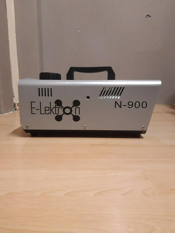 Bild 6: Nebelmaschine