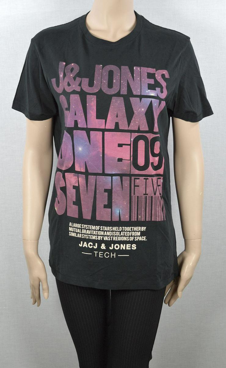 Jack & Jones Galaxy SS Tee T-Shirt Gr.M Shirt T-Shirts 4-1242