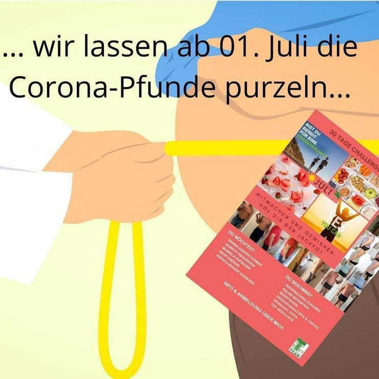 Wir lassen die Corona Pfunde purzeln - Sonstige Dienstleistungen - Bild 1