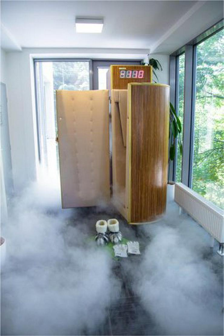 Bild 3: Cryomed® Kryosauna SONDERANGEBOT I gebraucht (max. 100 min.)