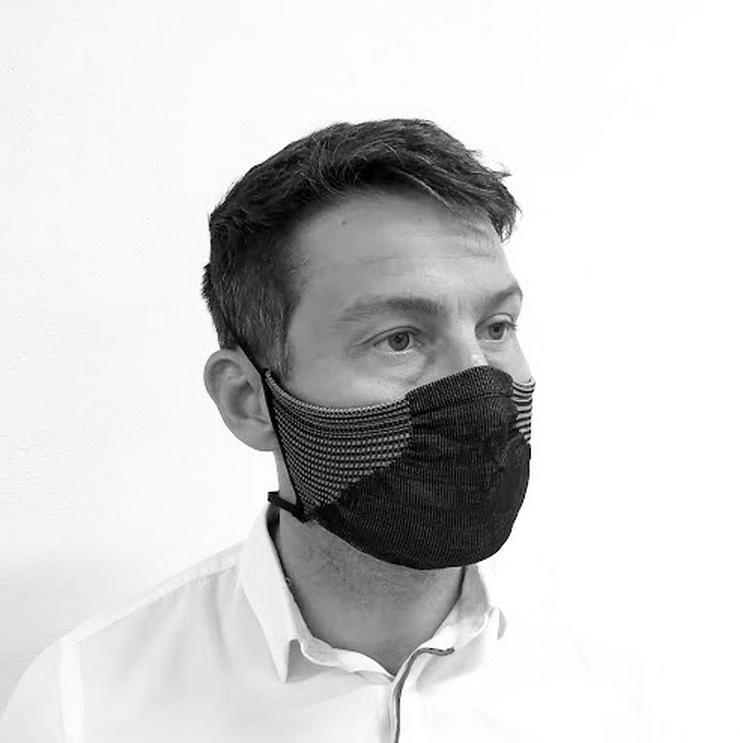 Bild 3: NEUE Work & Sport -Schutzmaske mit Silber-Ionen-Fasern