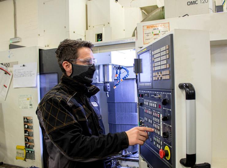 Bild 6: NEUE Work & Sport -Schutzmaske mit Silber-Ionen-Fasern