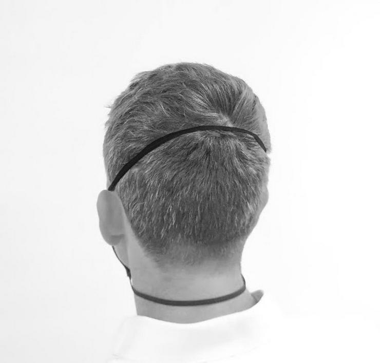 Bild 4: NEUE Work & Sport -Schutzmaske mit Silber-Ionen-Fasern