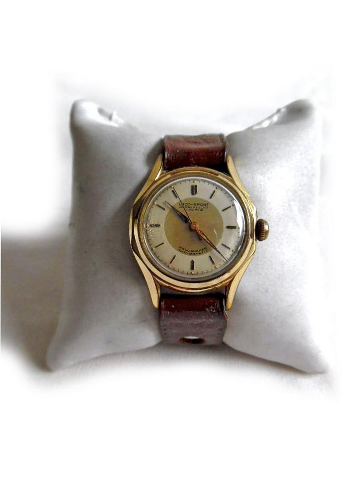 Seltene Laco-Sport Armbanduhr