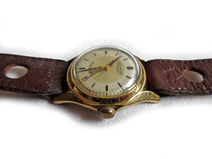 Bild 3: Seltene Laco-Sport Armbanduhr