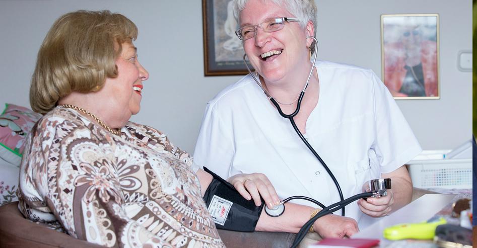Pflegeassistent/-in (m/w/d) in Teilzeit (30 Std./Woche) gesucht: