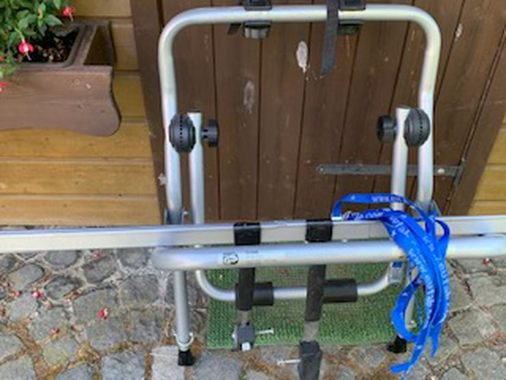 EUFAB Easy Bike - Heckträger für 2 Fahrräder