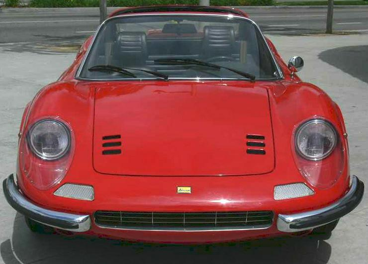 Ferrari Dino GTS
