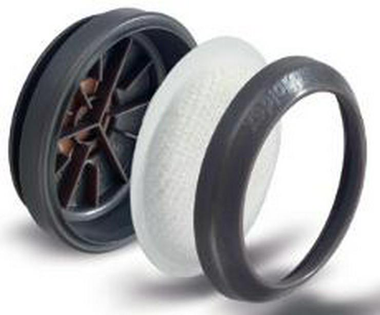 Moldex 8095 Partikelfiltereinsatz für Partikelfilter, 2 Stück, neu