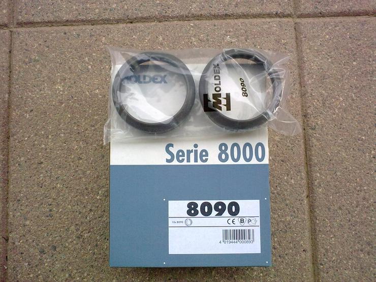 Moldex 8090 Halterung für Partikelfilter, 2 Stück, neu
