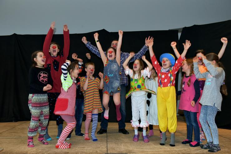 Clown Schulung Workshop , Ballon Kurs , Dj Kurs , Animation Show
