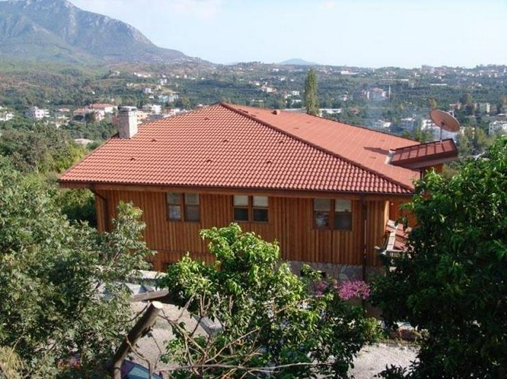 Türkei, Alanya, ein besonderes Objekt, private 6 Zi. Villa, 348