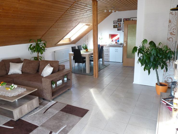4-Zimmer DG Wohnung in Ettlingen