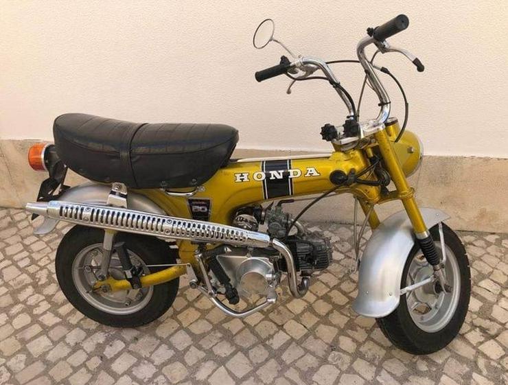 Honda - Dax ST50