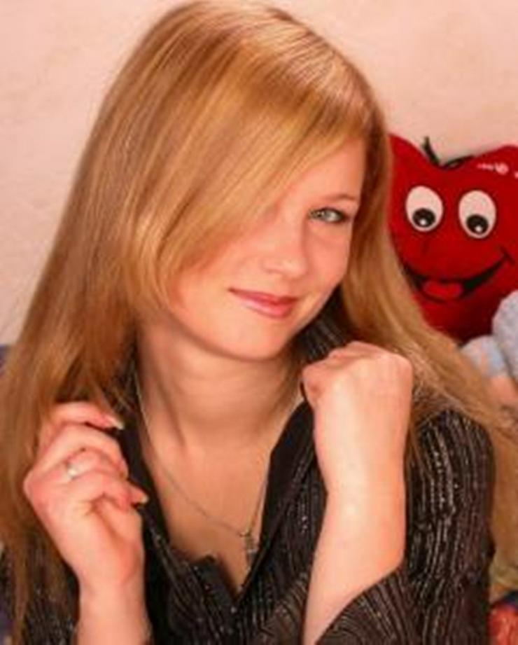 lebensfrohe 28jährige Blondine sucht Partner mit Pfiff