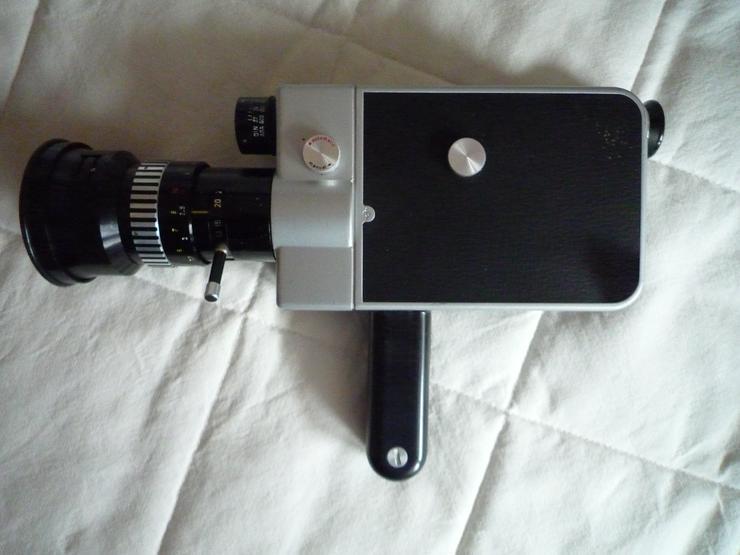 Braun Film-Kamera Nizo Electric