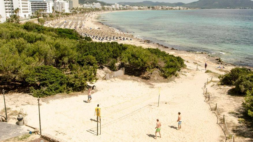Cala Millor   MALLORCA bis 4 Pers Direkter Strandzugang