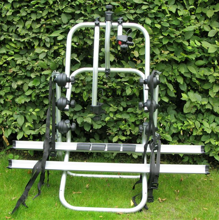 Fahrradträger: Fabbri 6201801 Bici OK 3 (Aluminium)