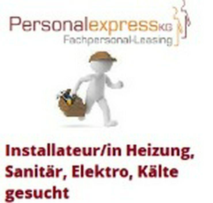 Zentral -Heizungs und Lüftungsbauer/in( ab 14,00€)