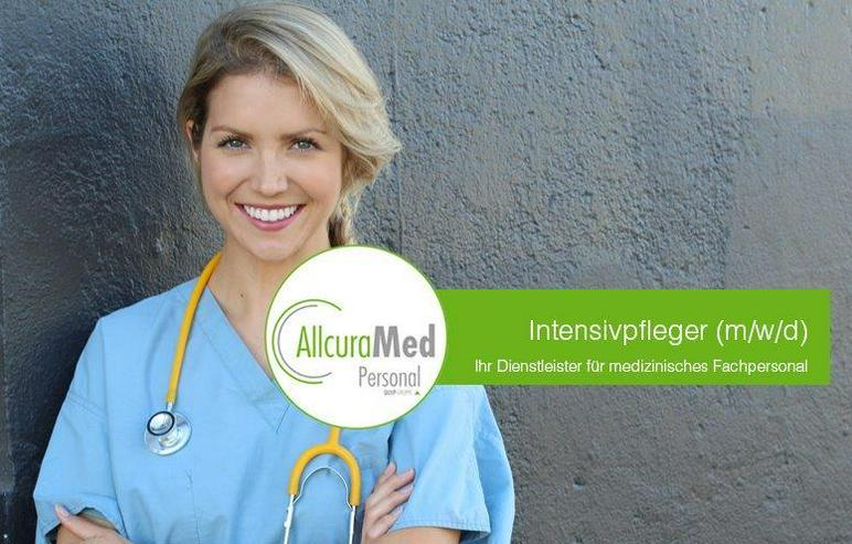 Intensiv Gesundheits- und Krankenpfleger (w/m/d)