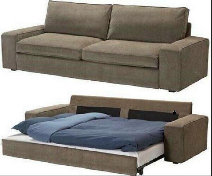 Sofa mit Schlafunktion: Kivik Dunkelgrau