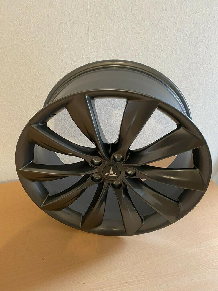 """Tesla Model S, 21"""" Turbine Felgen, 4 Stück"""