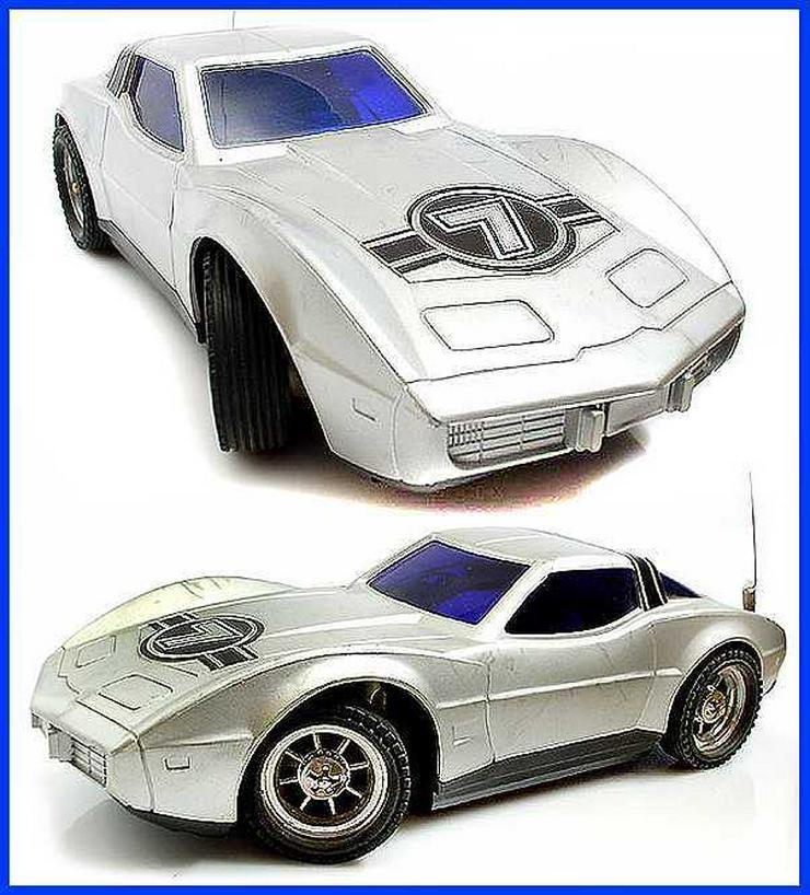 Chevrolet CORVETTE STINGRAY - Modellauto - Spielzeugauto - 27x10x7, 5cm