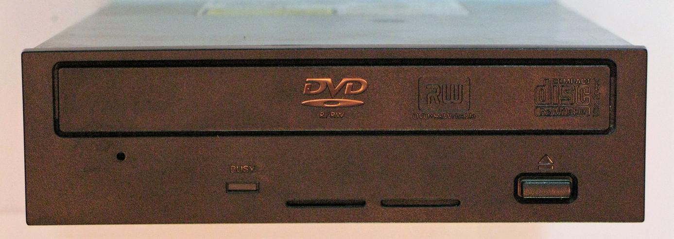 Pioneer DVR-108DB DVD RW IDE Brenner ROM -schwarz