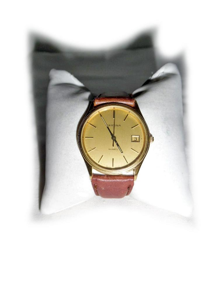Armbanduhr von Certina